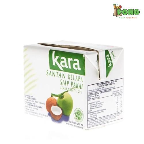 Foto Produk Santan Kara 200ml/pack dari Pono Area Solo