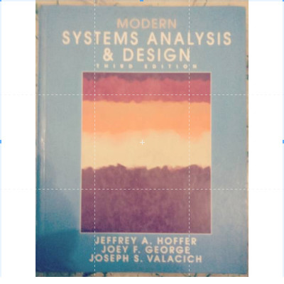 Jual Modern Systems Analysis Dan Design Third Edition Kota Medan Frankshopp Tokopedia