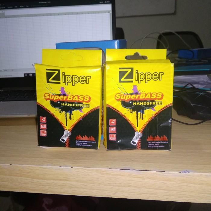 Foto Produk handsfree zipper dari aryo shoop
