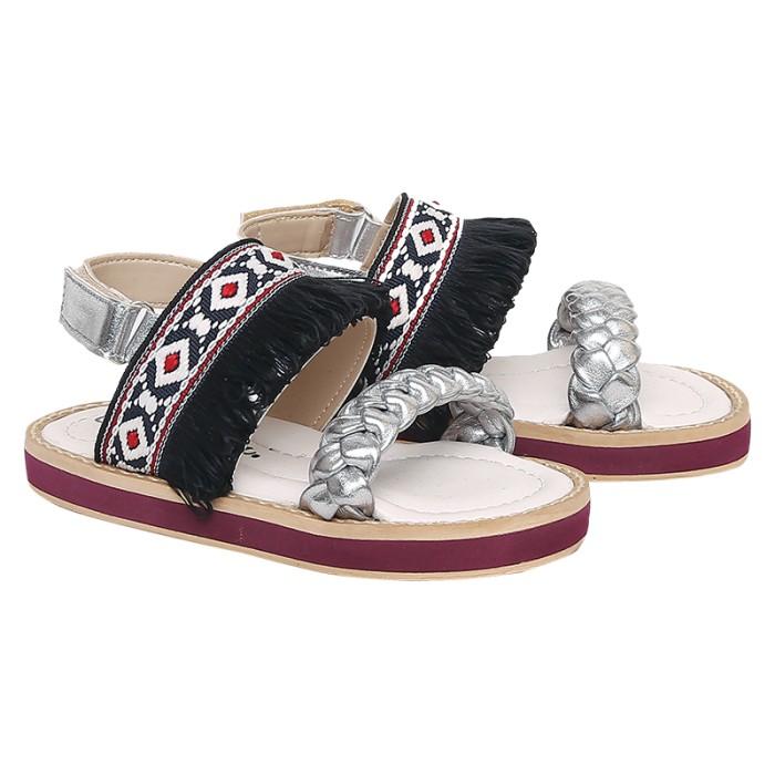 Foto Produk sandal tali anak perempuan sendal teplek anak catenzo jnr CTT 237 dari gumati fashion