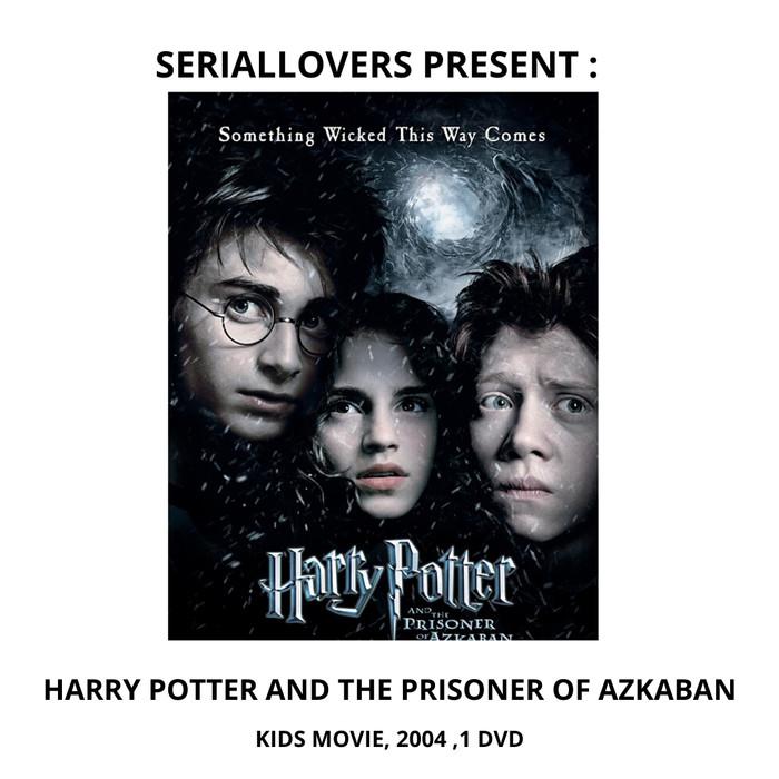 Jual Jual Dvd Kartun Anak Harry Potter And The Prisoner Of Azkaban 2004 Jakarta Pusat Seriallovers Tokopedia