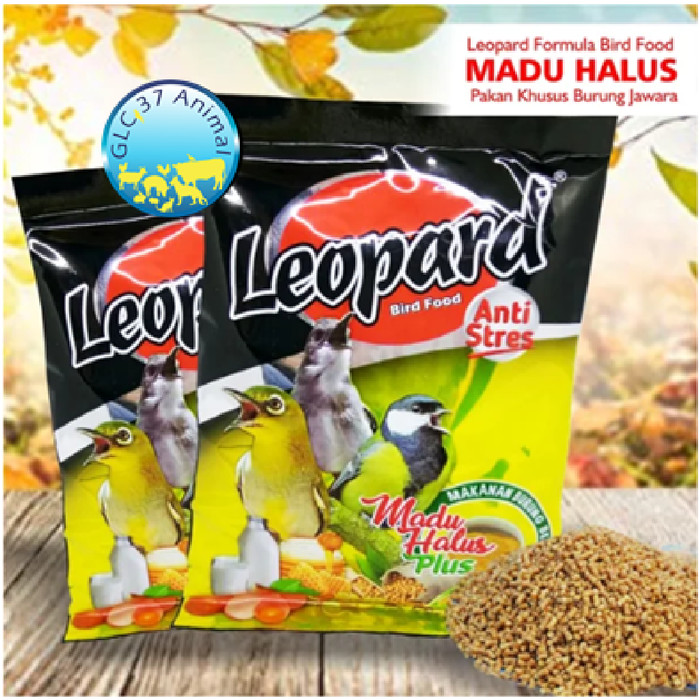 Jual Pakan Burung Ciblek Prenjak Cito Kolibri Madu Halus Leopard Kota Tangerang Glc 37 Tokopedia
