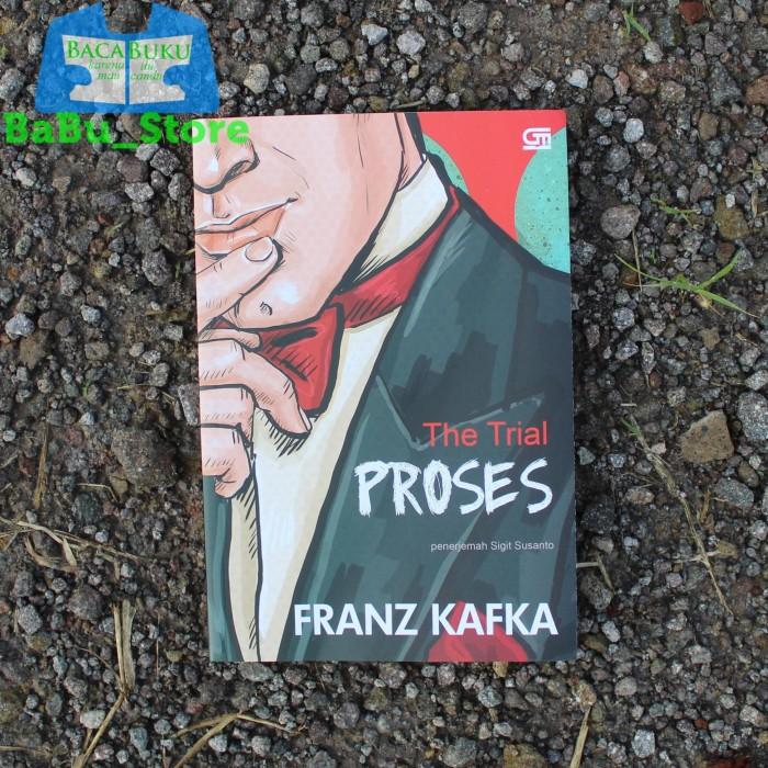 Foto Produk Buku PROSES (The Trial) Franz Kafka Original dari BaBu Store