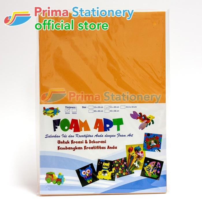 Foto Produk Foam Art 2mm 40x58cm dari Prima Stationery
