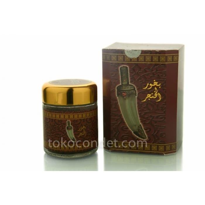 Foto Produk Bukhur/Bakhoor BO Al-Khanjar 50gr dari tokocondetcom