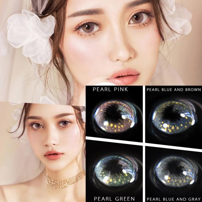 Jual Softlens Big Circle Eyes Makeup Beauty Lens For Party Cosplay Color Jakarta Utara Miracle122 Tokopedia