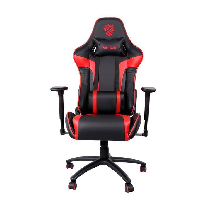 Promo Rexus Gaming Chair Kursi RGC 111 - Merah - Jakarta ...