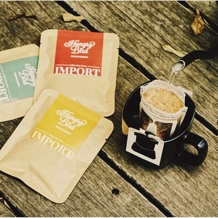 Foto Produk Coffee Drip Series - Import dari Hungry Bird Coffee