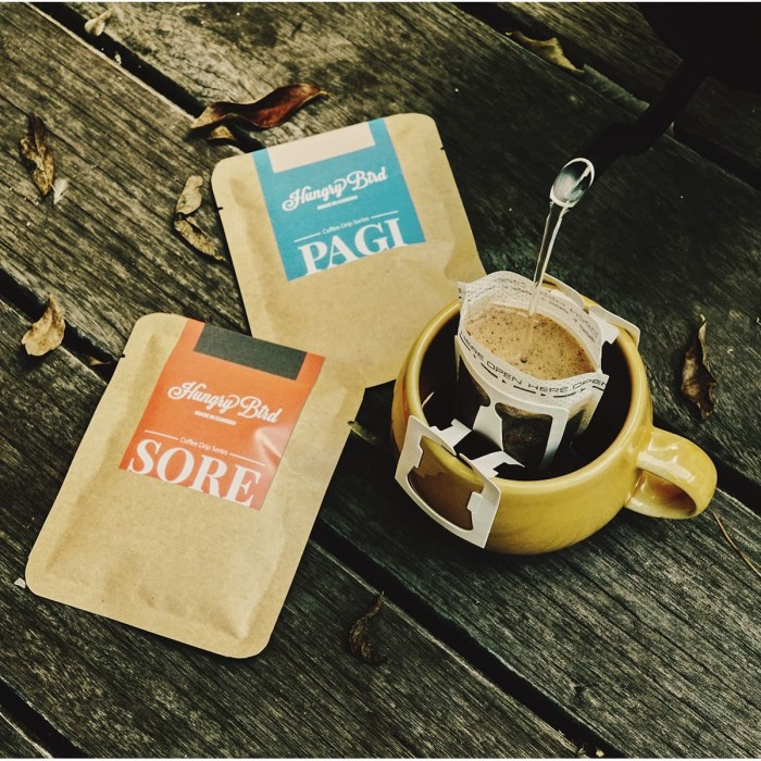Foto Produk Coffee Drip Series - Pagi Sore dari Hungry Bird Coffee