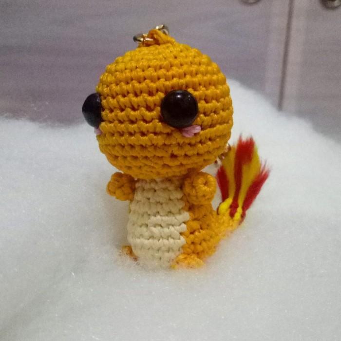 Pokemon Amigurumi: Charmander   Machbunny Projects   700x700