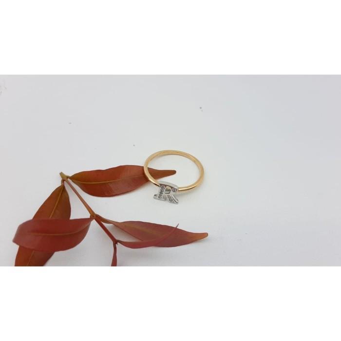 Foto Produk Galeri24 Cincin Emas-'R'ESISTA(GE-50503) Emas by Halagold dari Galeri 24 by Pegadaian