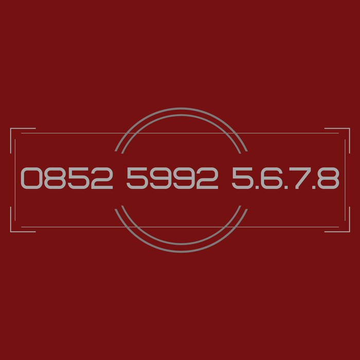 Jual Nomor Cantik Kartu As Ekor Naik Urut 5678 Kota Probolinggo 805cards Tokopedia