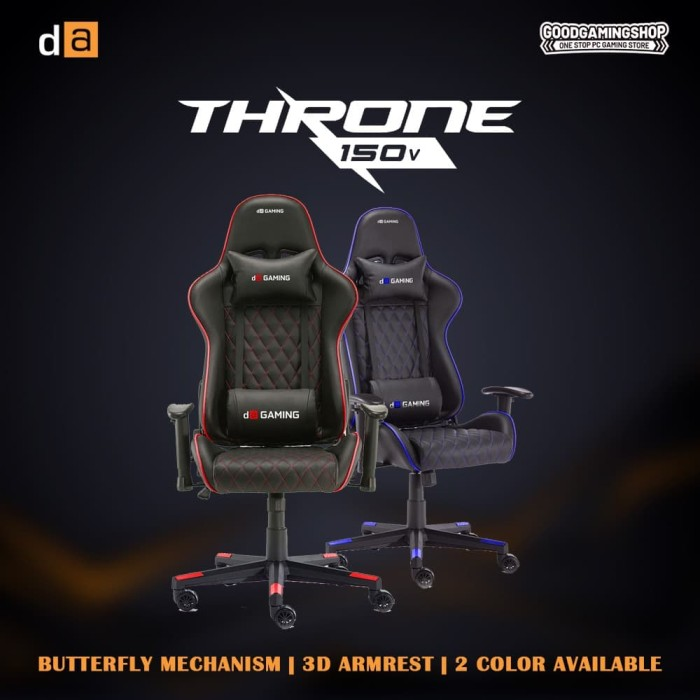 Foto Produk Digital Alliance Throne 150V - Gaming Chair dari GOODGAMINGM2M