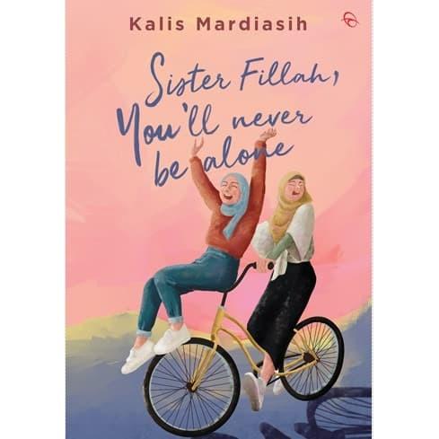 Foto Produk BUKU SISTER FILLAH, YOU'LL NEVER BE ALONE dari Millennia Bookstore