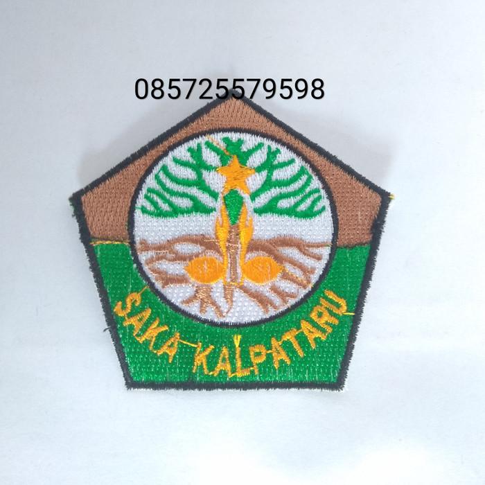 Jual Badge Saka Kalpataru Saka Kalpataru Saka Kab Klaten Grosir Pramuka Klaten Tokopedia