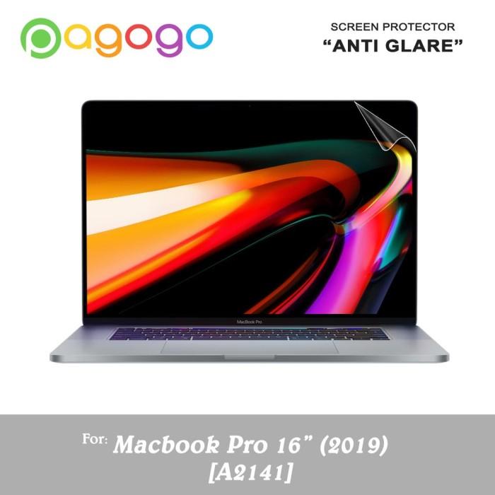 Foto Produk Screen Guard Screen Protector Macbook Pro 16 16.0 2019 A2141 Glare dari pagogo