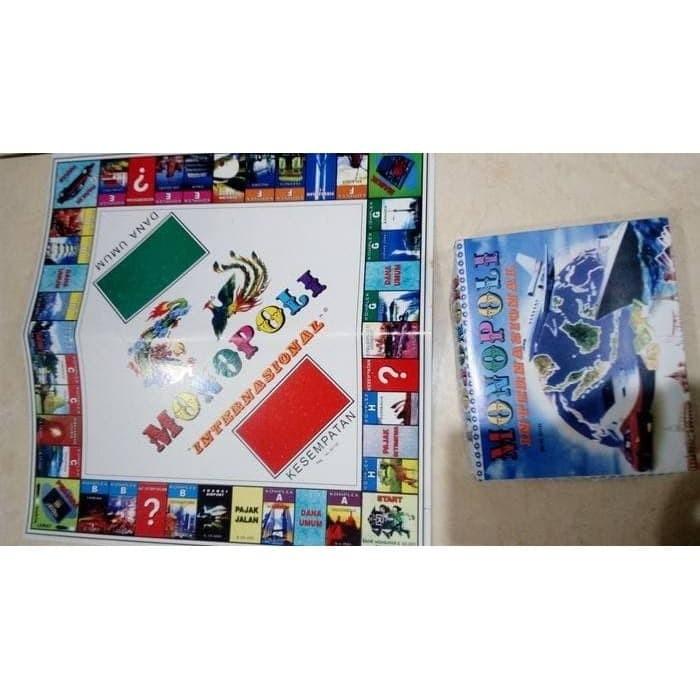 Foto Produk mainan monopoli internasional dari MAG TOYS