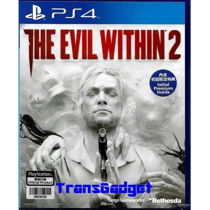 Jual Sony Ps4 The Evil Within 2 Jakarta Pusat Kintoko Mart Tokopedia