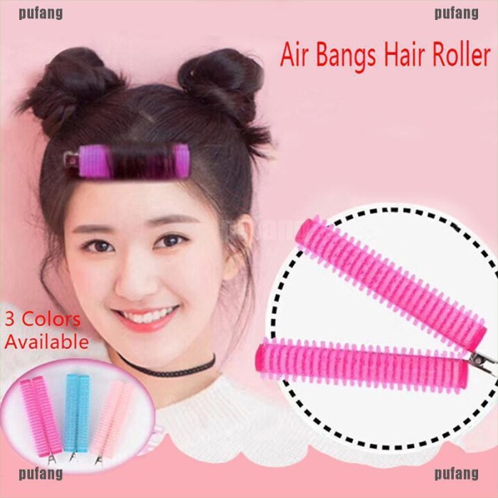 Jual Pf Air Bangs Hair Rollers Salon Styling Waves Curl Diy Curler Jakarta Utara Byo Shop Tokopedia