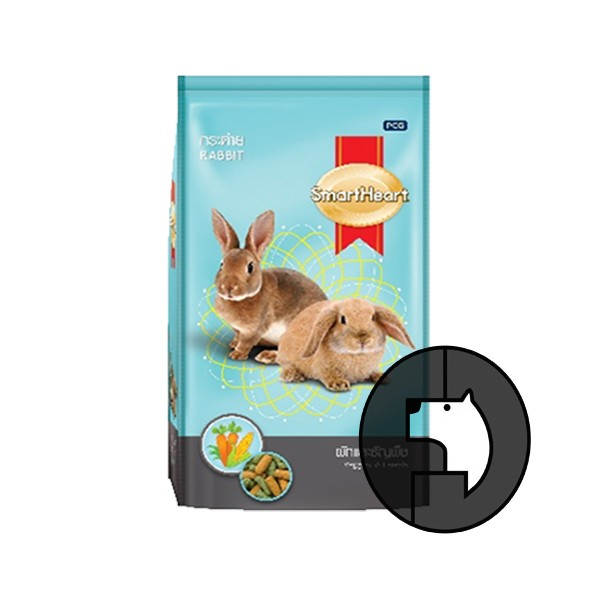 Foto Produk EXP 07 MAR 20 smartheart 1 kg rabbit veggies and cereals dari F.J. Pet Shop