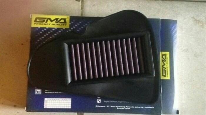 Foto Produk LIMITED Variasi Air Filter Udara GMA Motor Honda Scoopy FI BEAT FI Te dari dwyastutik
