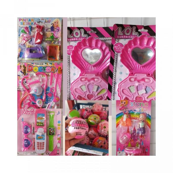 Mainan Masak Masakan Anak Perempuan Barbie