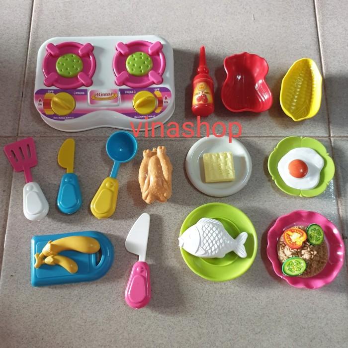 Jual Ks68 Mainan Masak Masakan Mini Resto Dapur Mama Cooking Mama Ayam Kota Cirebon Vina Shop Grosir Tokopedia