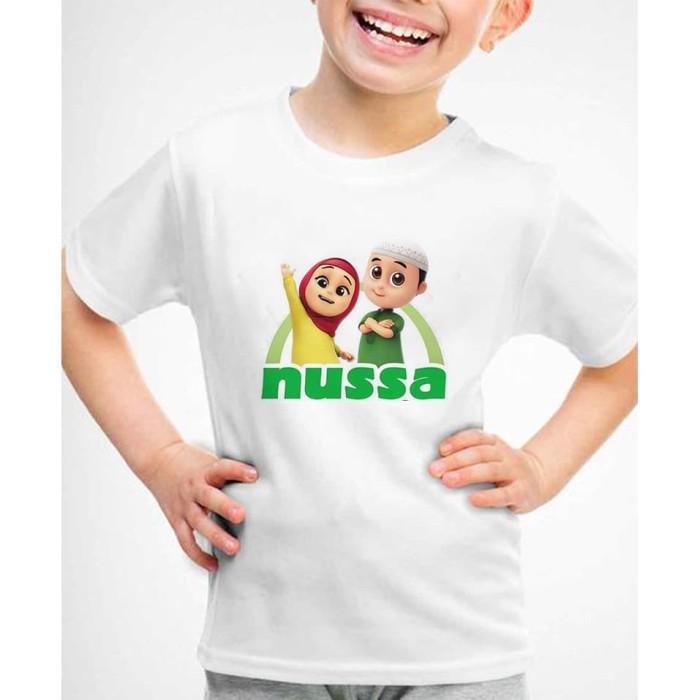 Foto Produk Kaos Baju anak Nusa dan Rara indosiar dari lysinshop