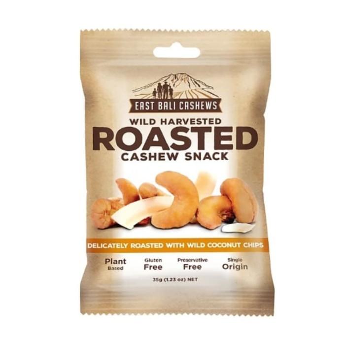 Foto Produk Roasted Cashew Snack East Bali Cashews dari Kantin Organik