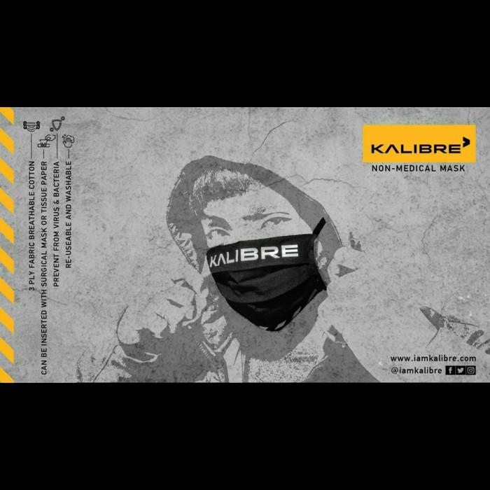 Foto Produk Kalibre Masker 3 Lapis Non Medis dari Kalibre Official Shop