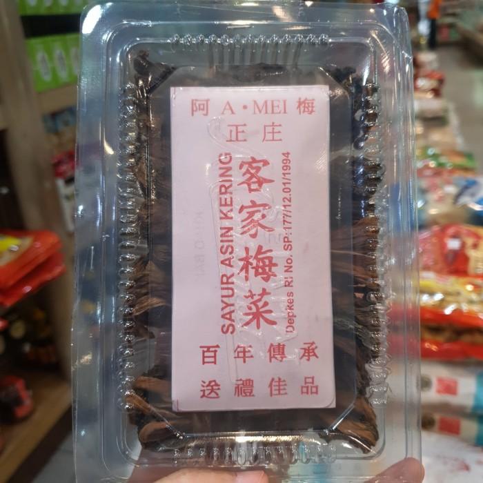 Foto Produk sayur asin kering moi chai, mei chai hakka hitam dari SumberRezeki Makmur