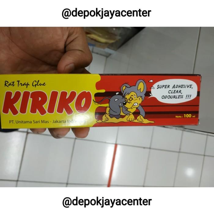 Jual Lem Tikus Kiriko Refill 100ml Kota Depok Depok Jaya Center Tokopedia
