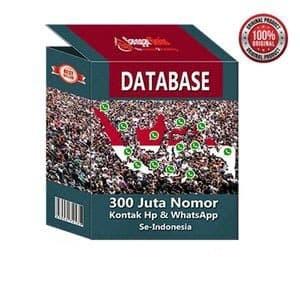 Foto Produk DVD Isi 300 Juta No Hp Dan WA Se-Indonesia dari SANGGAR BISNIS