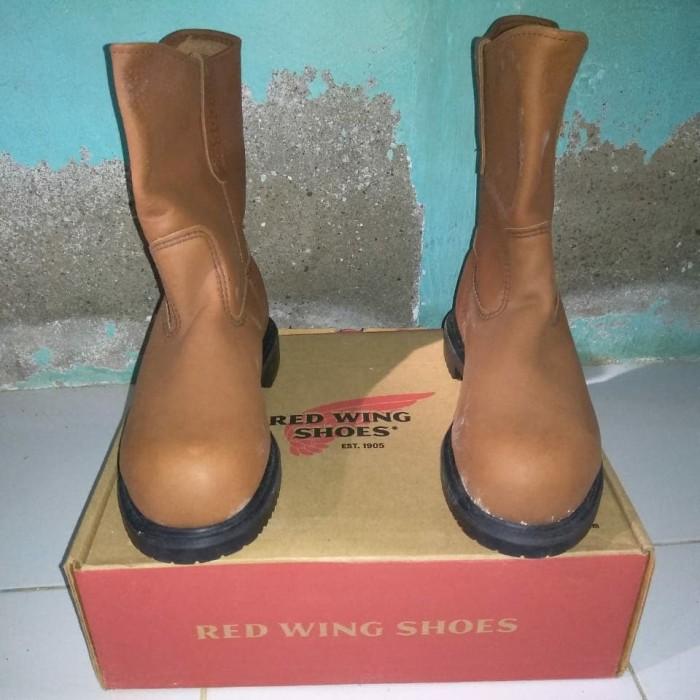 Foto Produk Redwing Shoes 8241 Original Safety Shoes 8 Inch dari Stevi Shop