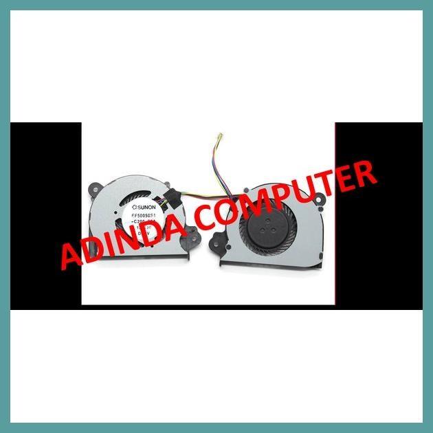 Foto Produk Ready Fan Laptop Asus Vivobook X201 X201E X202E S200E Q200E dari Cahyatrile80 Mart