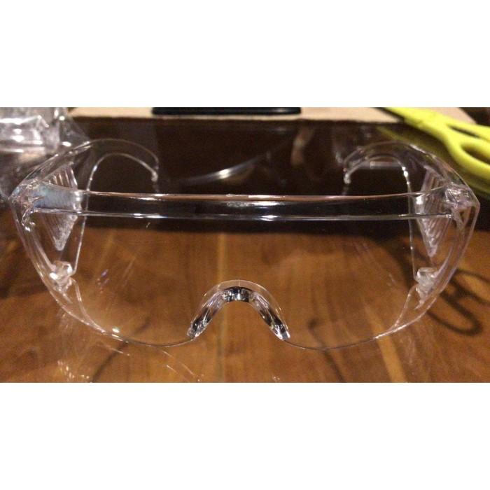 Foto Produk READY Kacamata Safety / Medis APD Anti Virus Corona dari ZIVON HOME DECOR