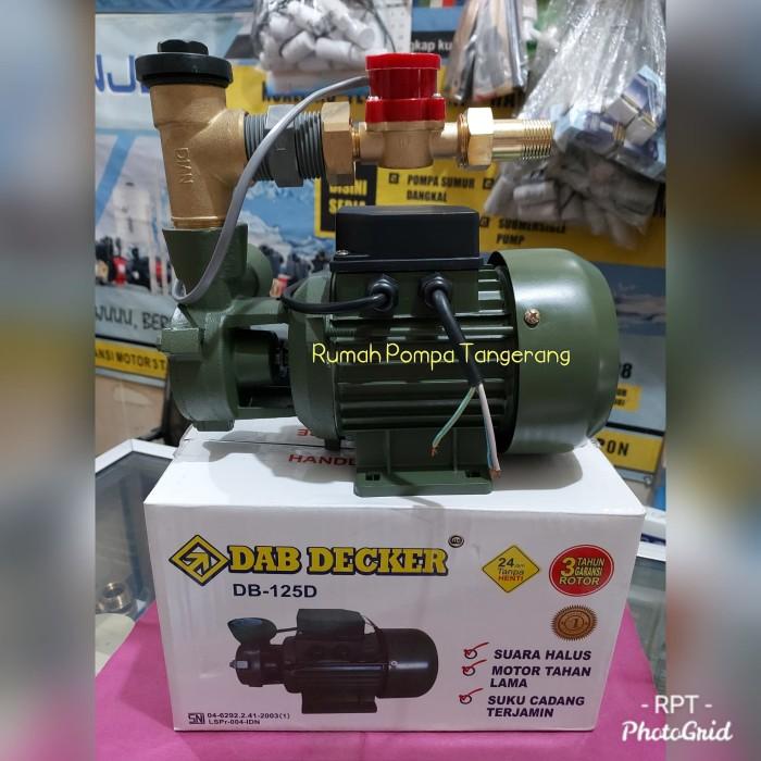 Jual Pompa air kecil bantu dorong merk DABDEKER 125 plus ...