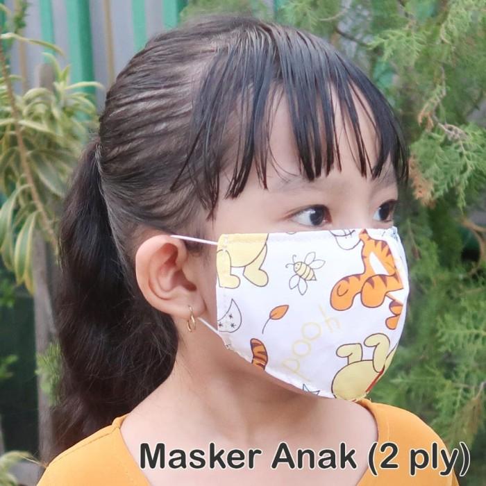 Foto Produk Masker Anak dari QIZ Boutique