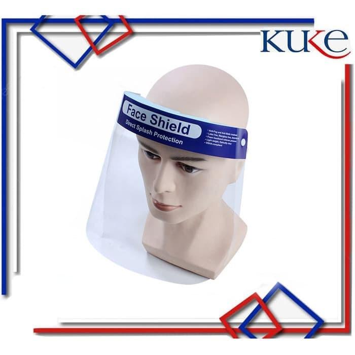 Foto Produk KUKE Face Shield / Dental Facemask / Pelindung Wajah dari KUKE
