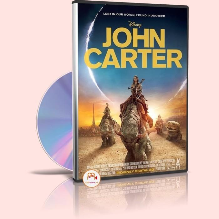 Jual Dvd Film Hollywood Movie John Carter 2012 Kab Deli Serdang Dvd Boom Tokopedia