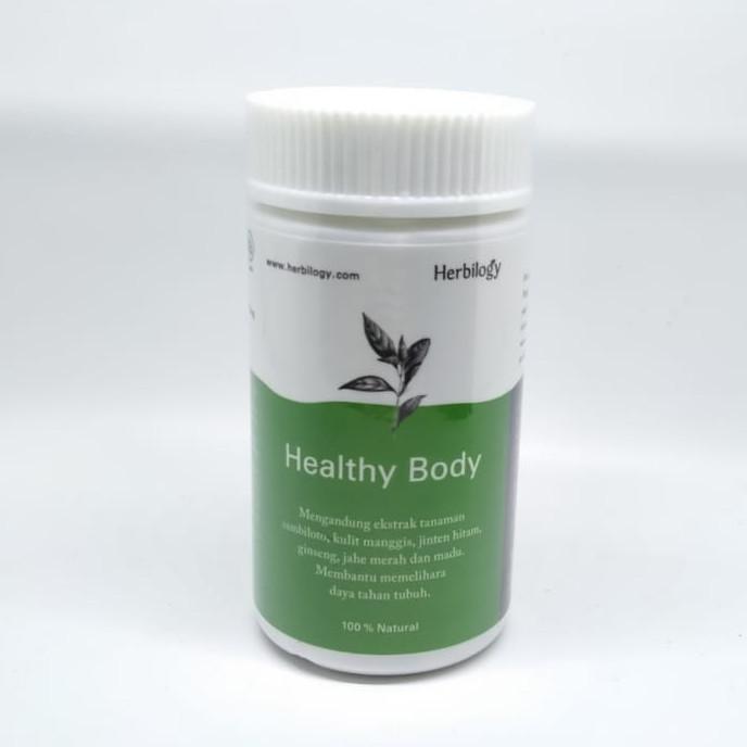 Foto Produk Herbilogy Healthy Body for Immune Booster dari Kantin Organik