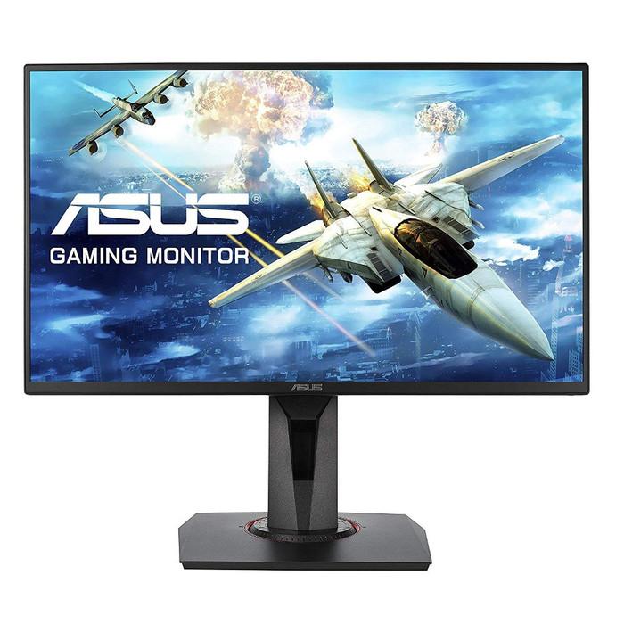 "Foto Produk Asus Gaming Monitor VG258QR 24.5"" FHD TN 165Hz 0.5ms FreeSync / G-Sync dari Flazz Computer Pekanbaru"