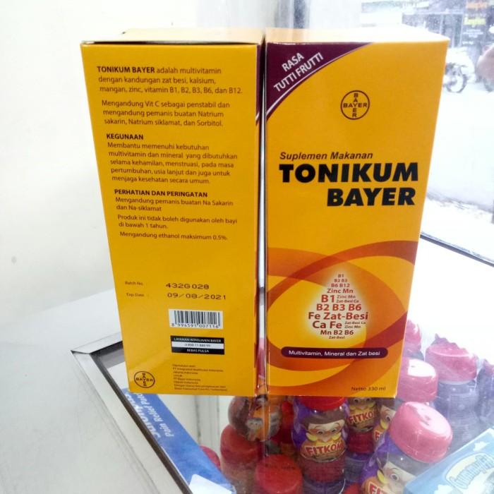 Foto Produk tonikum bayer 330ml dari Berkah Toko obat