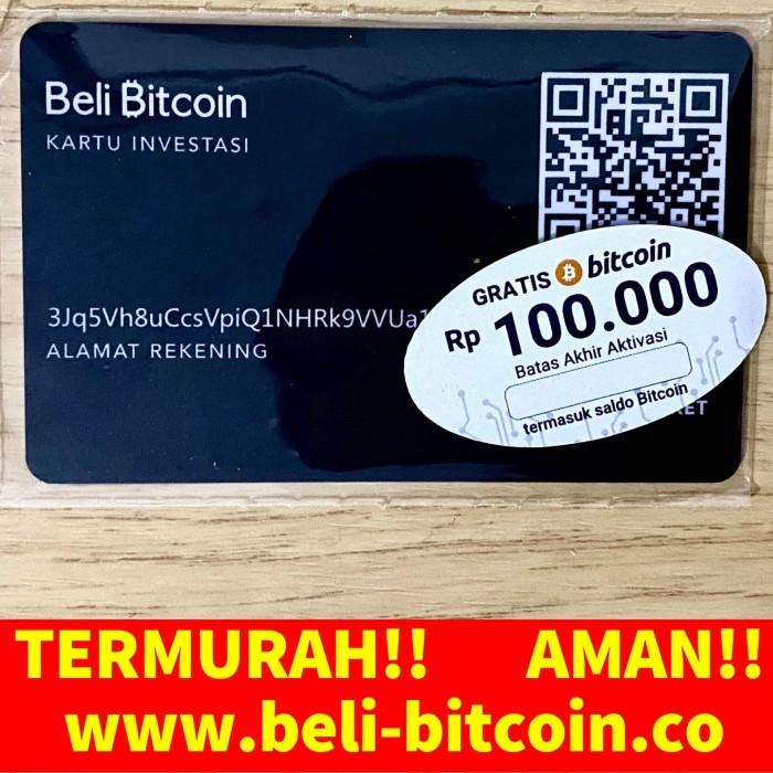Beli Bitcoin termurah di Indonesia | cryptonews.id