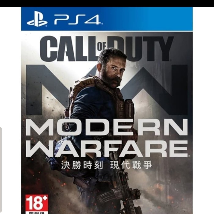 Jual Ps4 Call Of Duty Modern Warfare Ps4 Game Cod Modern Warfare Reg 2 Jakarta Barat Dunia Travel Shop Tokopedia
