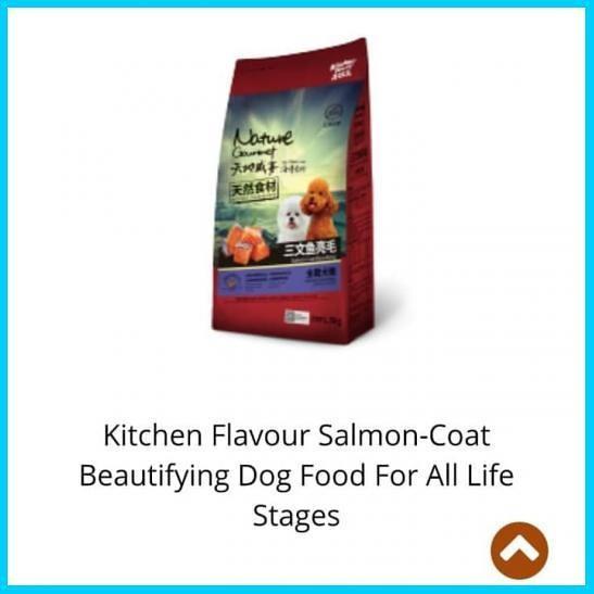 Jual Makanan Anjing Kitchen Flavor Nature Gourmet Salmon 1 5 Kg Dog Food Jakarta Selatan Pengusahashiwa Tokopedia