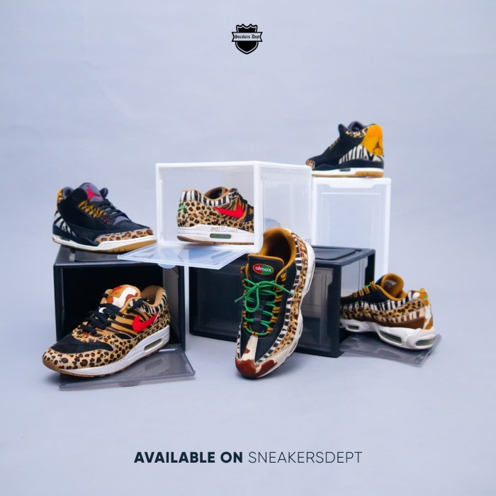 Foto Produk SNEAKERS BOX BLACK - Hitam dari Sneakers Dept