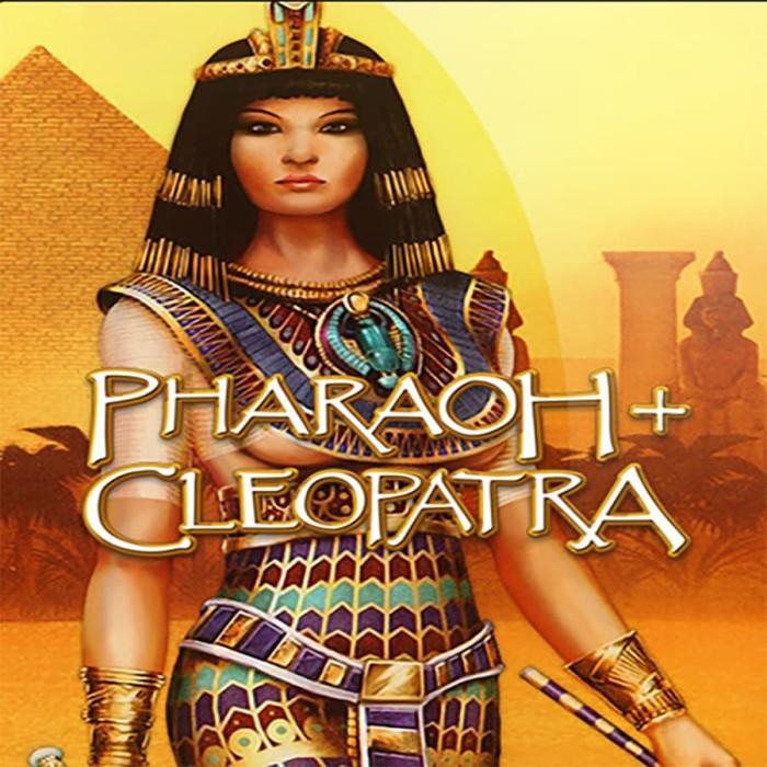Foto Produk Pharaoh + Cleopatra Gold Edition | PC GAME dari Lapak Lancar Jaya