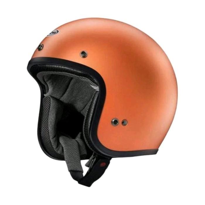 Foto Produk Helm Arai CLASSIC MOD - Dusk Orange (SNI) dari Juragan Helm ID
