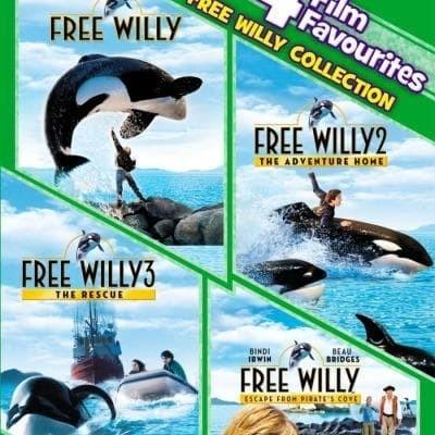 Jual Film Dvd Free Willy I Iv Kota Bandar Lampung Starhawk337 Tokopedia